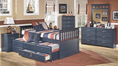 ashley furniture youth bedroom sets buy ashley furniture leo trundle youth bedroom set