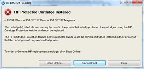 reset manual hp deskjet 1010 hp protected cartridge error message remove hp printer