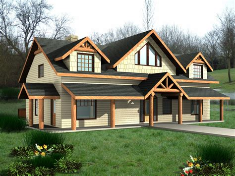 Mayfield Rustic Bungalow Home Plan 088d 0389 House Plans And More