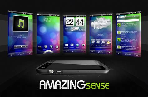themes htc sensation sexify your htc evo 3d sensation with amazingsense skin