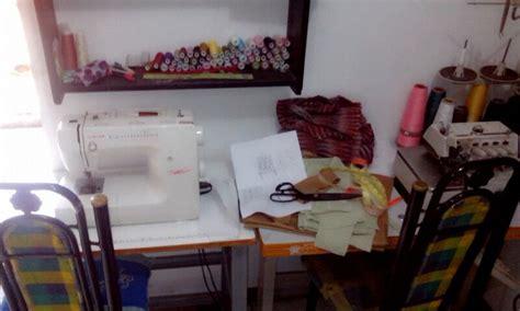 Mesin Obras Baju penjahit pembuatan baju pria dan wanita anak dewasa sarimbit