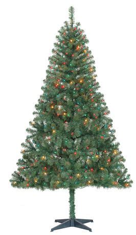 christmas trees at walmart willows ca time pre lit 6 5 colorado green pine tree walmart ca