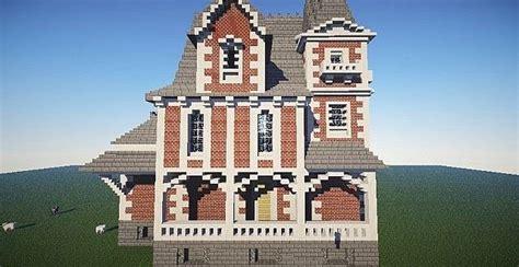 Minecraft Brick House by The House Brick Minecraft House Design