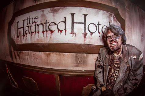 The Haunted Hotel haunted houses trails and hotels in san diego 2016