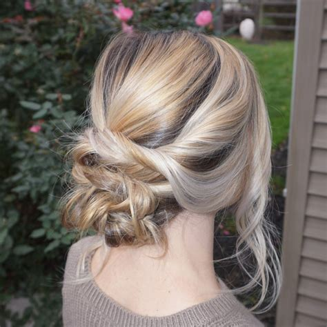 Easy Fancy Hairstyles by 28 Easy Prom Hairstyles To Try