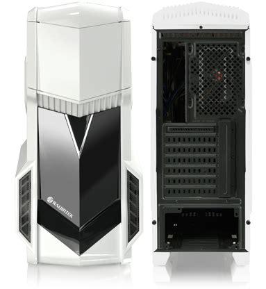 Casing Raijintek Nestor Blackwhite jual raijintek nestor 3 x 12cm fan include psu cover side window pdg komputer