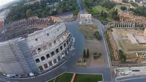 My View Of Rome by Stunning Views From My Drone Flying Rome The