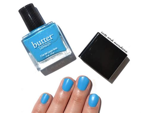 butter london nail polish colors cute and mundane butter london nail polish in keks