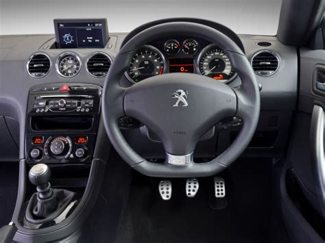 peugeot coupe rcz interior news peugeot launches updated rcz sports coup 233