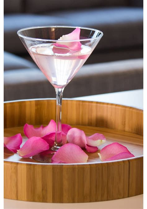 martini rose our ten favorite floral cocktail recipes proflowers blog