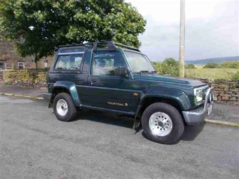 daihatsu jeep daihatsu jeep great used cars portal for sale