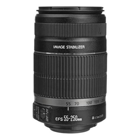 Lensa Canon Ef S 55 250mm F jual lensa canon ef s 55 250mm f 4 5 6 is ii harga murah