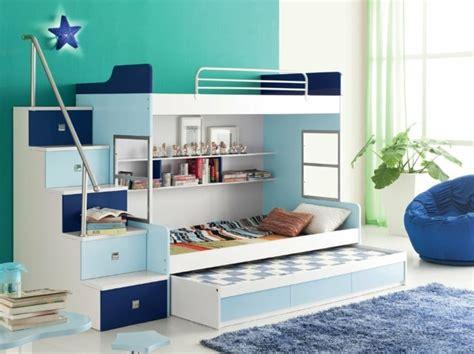 Kinderzimmer Jungen Hochbett kinderzimmer ideen wie sie tolle deko schaffen archzine net
