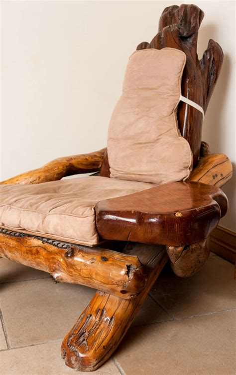 Redwood Lounge Chair Lounge Chair In Redwood Usa Circa 1970 For Sale At 1stdibs