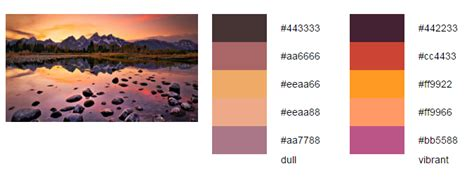 color palette generator from image 6 awesome color palette generators egrappler