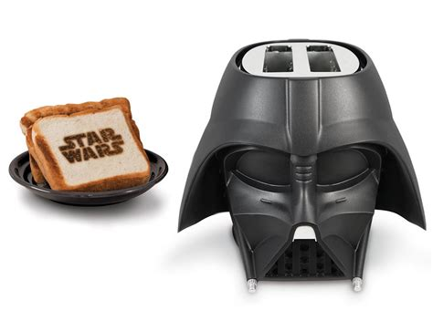 tostapane wars wars darth vader toaster 187 gadget flow