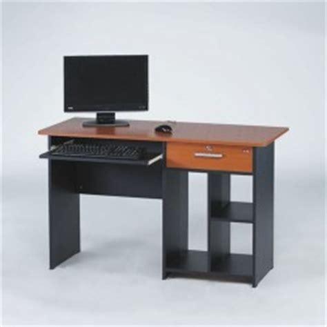 Meja Komputer Knockdown jual meja komputer harga meja komputer agen furniture