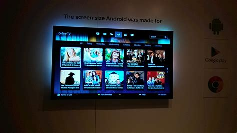 android smart tv philips android smart tv on review pc advisor