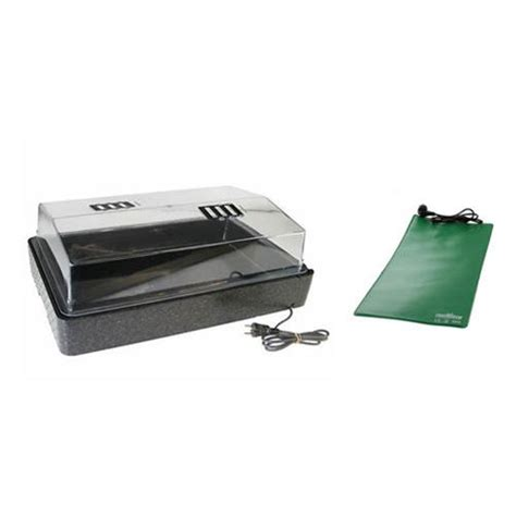 tappeto riscaldato attrezzature germinazione serrette hga propagator