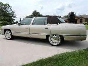 1996 Cadillac Sedan For Sale Cadillac Only 28k Mint Condition 1996 Sedan
