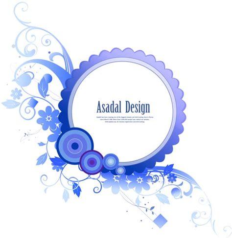 water label design vector spring labels vector design