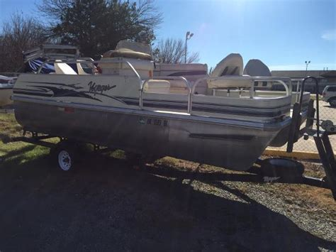tritoon boats for sale in oklahoma voyager pontoons boats for sale in oklahoma