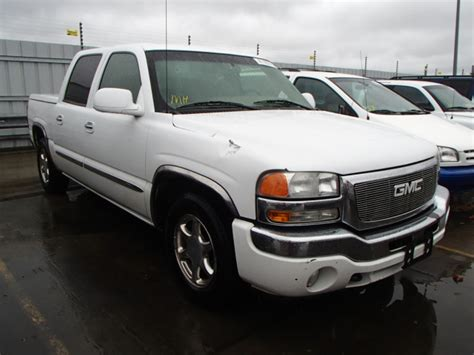 gmc used truck parts used parts 2005 gmc 1500 5 3l lm7 v8 m30 4l60e