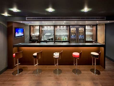 modern bar ideas for basements modern basement bar ideas 9 decor ideas enhancedhomes org