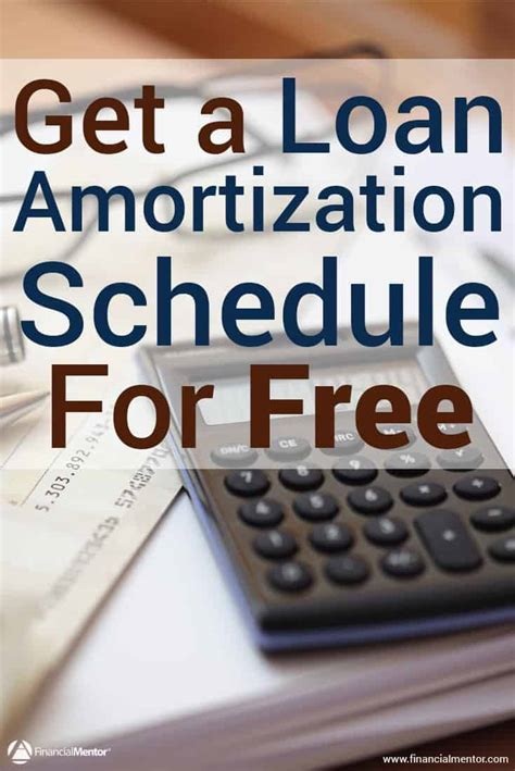 loan calculator excel formula year mortgage amortization schedule