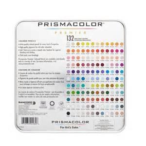 prismacolor colored pencils 132 prismacolor premier colored pencils soft 132 pack