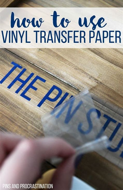 How To Make A Stencil Without Transfer Paper - 25 best ideas about transfer paper on diy