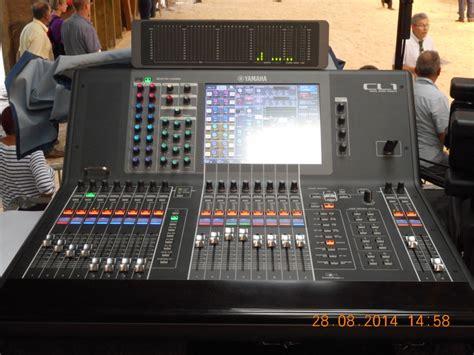 Mixer Yamaha Cl Series yamaha cl1 image 910866 audiofanzine