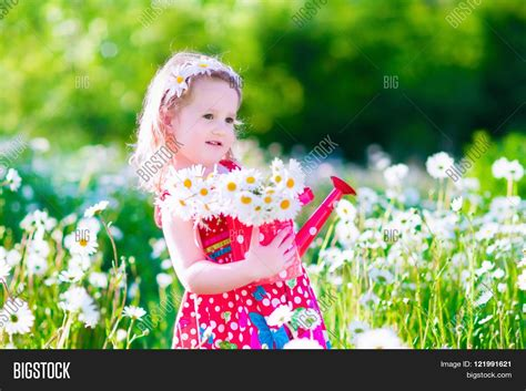libro the flower childs play kid gardening little image photo free trial bigstock