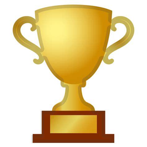 film trophy emoji trophy icon noto emoji activities iconset google