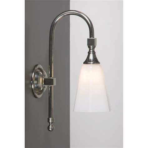 Nickel Bathroom Lights Bath Classic Traditional Ip44 Satin Nickel Bathroom Wall Light