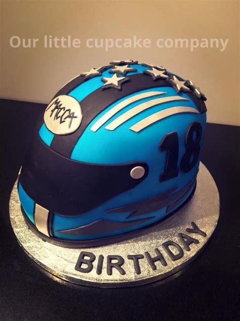 helmet design cake 59 best go kart cakes images on pinterest anniversary