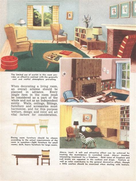 1950s house interior best 25 1950s home ideas on 1950s decor