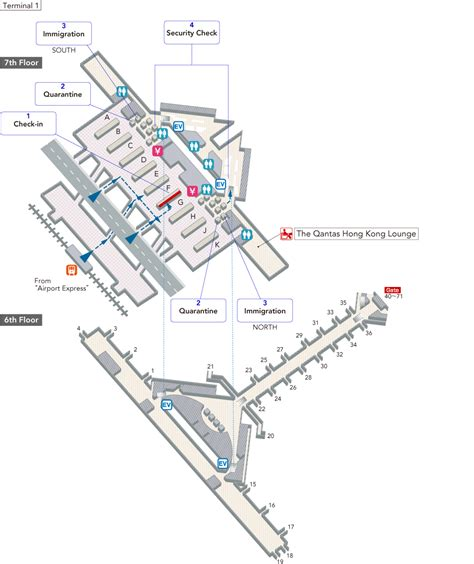 hong kong international airport floor plan hong kong international airport terminal map airport