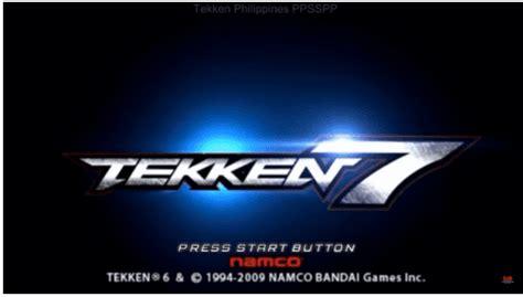 game mod yang keren tekken 7 for android iso ppsspp mod andro apk baru