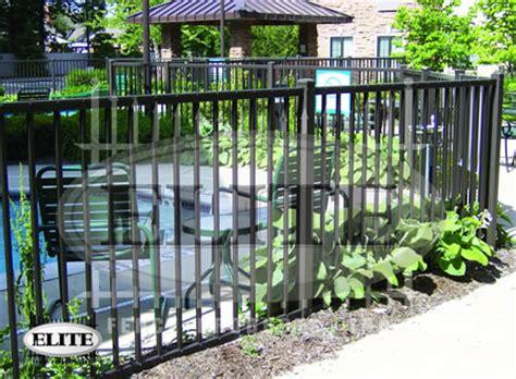 Top Aluminum Fence Manufacturers - aluminum pool fences elite fence products inc