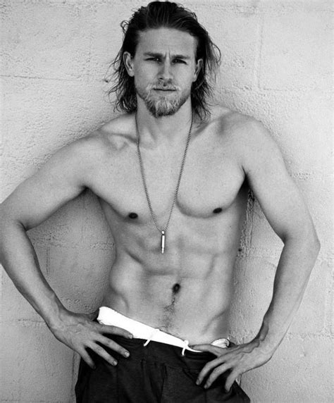 hunk of the day charlie hunnam alan ilagan