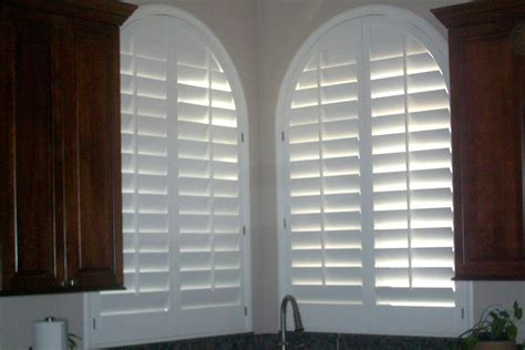 Blinds For Curved Windows Designs Practical Arched Window Treatments That Ll Work For You
