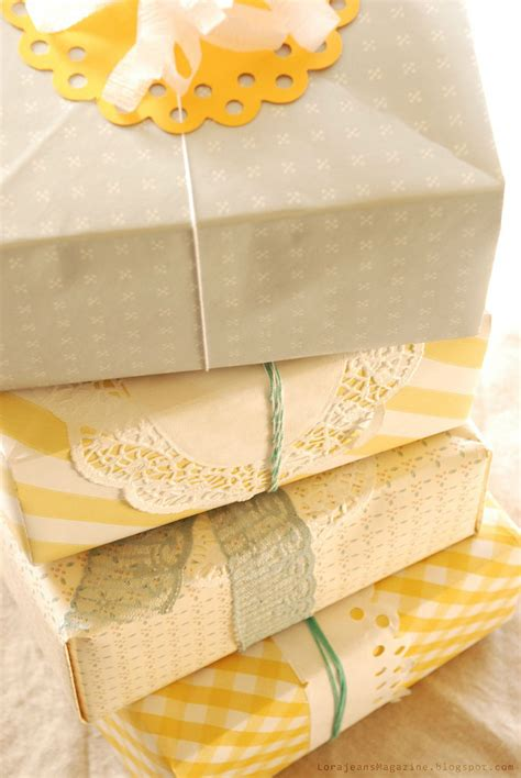 yellow soft christmas gift 55 gift wrapping ideas for