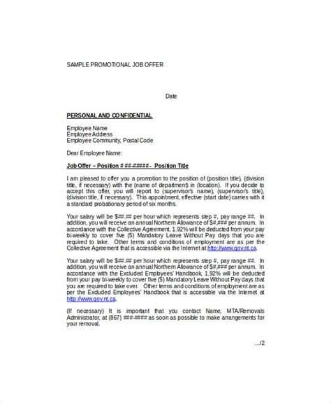 Sle Recommendation Letter For Promotion Cover Letter For Promotion To Professor 28 Images Sle