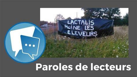 lactalis si鑒e social lactalis les lecteurs de web agri soutiennent les 233 leveurs
