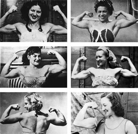 what pretty young girlsand they all were there for a clean fun bustles with muscles a photo study of female marvels