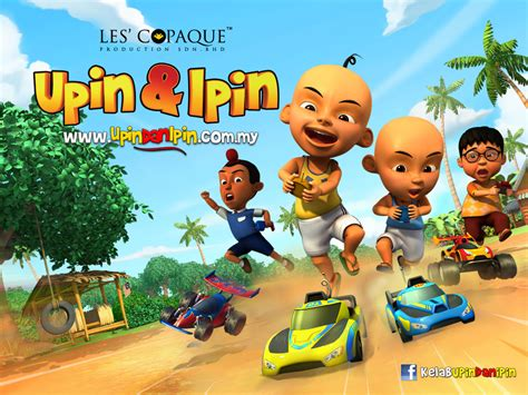 download film kartun upin ipin terbaru gratis background wallpaper hari raya joy studio design gallery