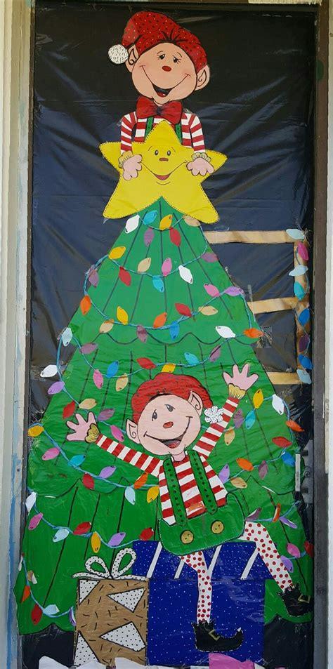 decorar aulas navidad decoraci 243 n escolar tem 225 tica para puerta del aula navidad