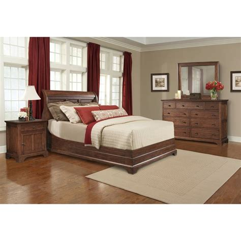 Cherry Sleigh Bed The 25 Best Cherry Sleigh Bed Ideas On White Bedroom Furniture And Beds Bedroom