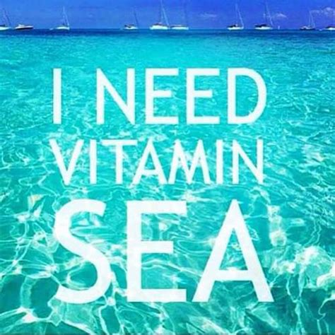 Vitamin Sea vitamin sea quotes image quotes at relatably